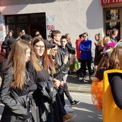 Veselje u gradu: Pogledajte 120 fotografija Dječje karnevalske povorkegall-28