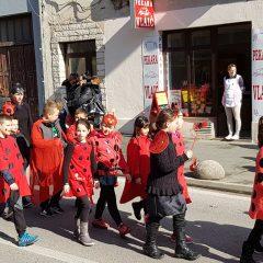 Veselje u gradu: Pogledajte 120 fotografija Dječje karnevalske povorkegall-31