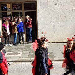 Veselje u gradu: Pogledajte 120 fotografija Dječje karnevalske povorkegall-34