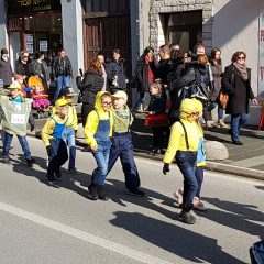 Veselje u gradu: Pogledajte 120 fotografija Dječje karnevalske povorkegall-38