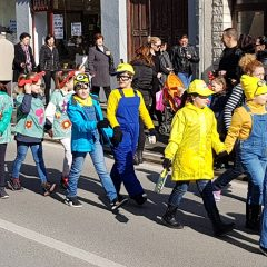 Veselje u gradu: Pogledajte 120 fotografija Dječje karnevalske povorkegall-39