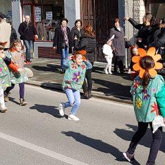 Veselje u gradu: Pogledajte 120 fotografija Dječje karnevalske povorkegall-41