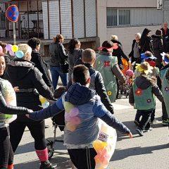 Veselje u gradu: Pogledajte 120 fotografija Dječje karnevalske povorkegall-47