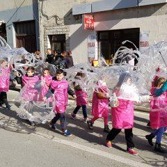Veselje u gradu: Pogledajte 120 fotografija Dječje karnevalske povorkegall-49