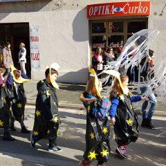 Veselje u gradu: Pogledajte 120 fotografija Dječje karnevalske povorkegall-51