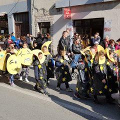 Veselje u gradu: Pogledajte 120 fotografija Dječje karnevalske povorkegall-53