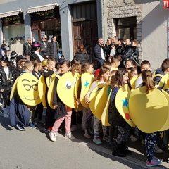 Veselje u gradu: Pogledajte 120 fotografija Dječje karnevalske povorkegall-55