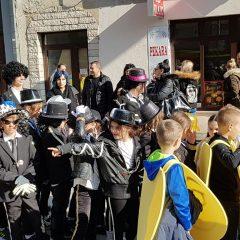 Veselje u gradu: Pogledajte 120 fotografija Dječje karnevalske povorkegall-58