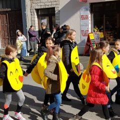 Veselje u gradu: Pogledajte 120 fotografija Dječje karnevalske povorkegall-63