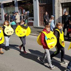 Veselje u gradu: Pogledajte 120 fotografija Dječje karnevalske povorkegall-65