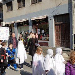Veselje u gradu: Pogledajte 120 fotografija Dječje karnevalske povorkegall-68
