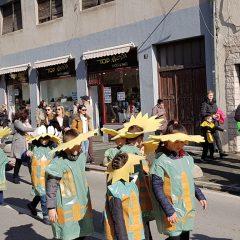 Veselje u gradu: Pogledajte 120 fotografija Dječje karnevalske povorkegall-70