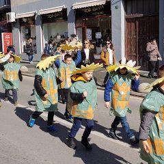 Veselje u gradu: Pogledajte 120 fotografija Dječje karnevalske povorkegall-71