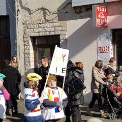 Veselje u gradu: Pogledajte 120 fotografija Dječje karnevalske povorkegall-74