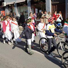 Veselje u gradu: Pogledajte 120 fotografija Dječje karnevalske povorkegall-78