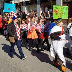 Veselje u gradu: Pogledajte 120 fotografija Dječje karnevalske povorkegall-80