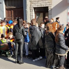 Veselje u gradu: Pogledajte 120 fotografija Dječje karnevalske povorkegall-102
