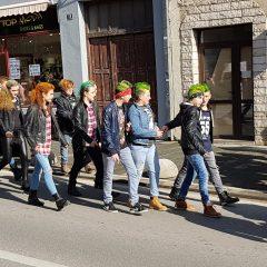 Veselje u gradu: Pogledajte 120 fotografija Dječje karnevalske povorkegall-105