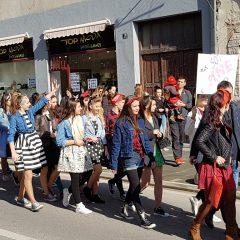Veselje u gradu: Pogledajte 120 fotografija Dječje karnevalske povorkegall-111