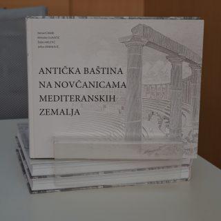 Otvorena izložba i predstavljena knjiga Antička baština na novčanicama mediteranskih zemaljagall-1