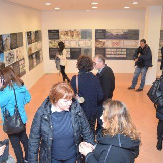 Otvorena izložba i predstavljena knjiga Antička baština na novčanicama mediteranskih zemaljagall-2