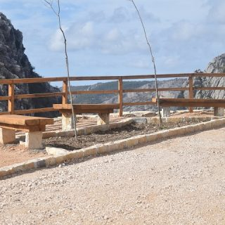 NP Krka predstavlja novi vidikovac u kanjonu Čikolegall-2