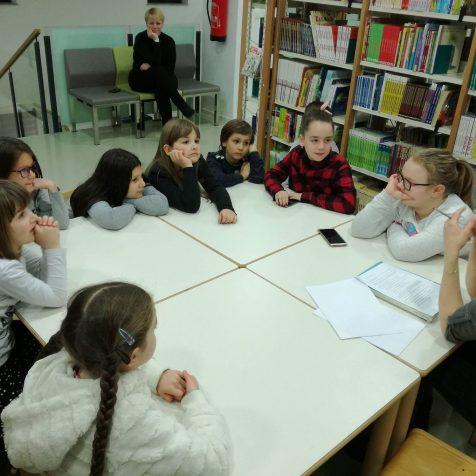 Djeca filozofirala o bajkama: Krenuo zanimljivi projekt u knjižnicigall-0