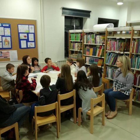 Djeca filozofirala o bajkama: Krenuo zanimljivi projekt u knjižnicigall-1