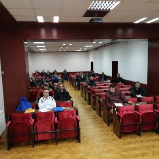 Izabrani novi Izvršni i Nadzorni odbor NK Dinaragall-2