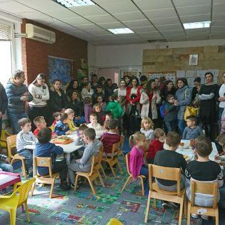 Općina Kistanje i Čarobni svijet otvorili igraonicu u Kistanjamagall-0