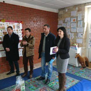 Općina Kistanje i Čarobni svijet otvorili igraonicu u Kistanjamagall-1