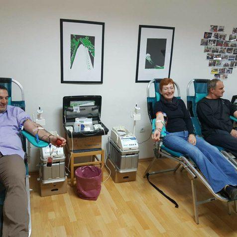 Akciji darivanja krvi pristupilo 50 darivateljagall-1