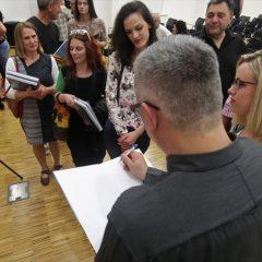 """Veliki foto izvještaj i video s promocije knjige """"2025 godina grada Knina""""gall-30"""