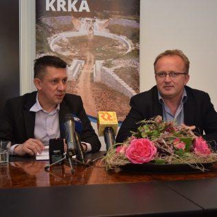 Prekosutra Krka polumaraton; Na konferenciji za novinare predstavljeni detalji utrkegall-2