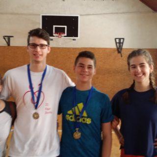 Rezultati Stolnoteniskog turnira u Kninugall-1