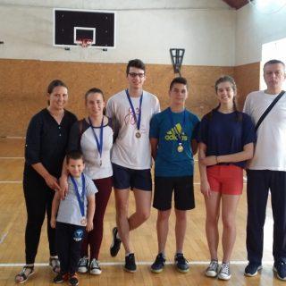 Rezultati Stolnoteniskog turnira u Kninugall-2