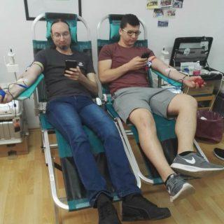 43 darivatelja odazvalo se akciji darivanja krvigall-1