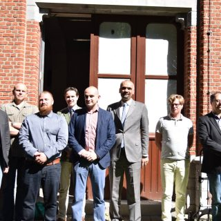 Gradonačelnik održao predavanje na sveučilištu u Belgijigall-4