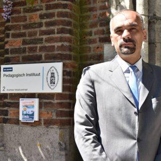 Gradonačelnik održao predavanje na sveučilištu u Belgijigall-0