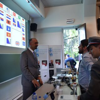 Gradonačelnik održao predavanje na sveučilištu u Belgijigall-2