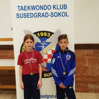 """Sedam medalja Divovaca na turniru """"Susedgrad Sokol Pokal 2018.""""gall-4"""