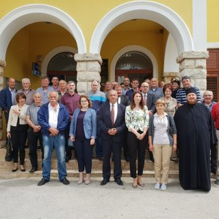 Održana svečana sjednica Vijeća srpske nacionalne manjine u povodu Krsne slave vijećagall-0