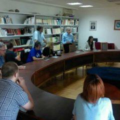 Održano predavanje o rimskim cestama i otvorena izložba Šatornalijegall-2