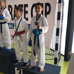 Četiri medalje za Karate klub Knin na 2. Split Karate kupugall-2