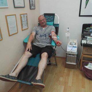 43 darivatelja odazvalo se akciji darivanja krvigall-2
