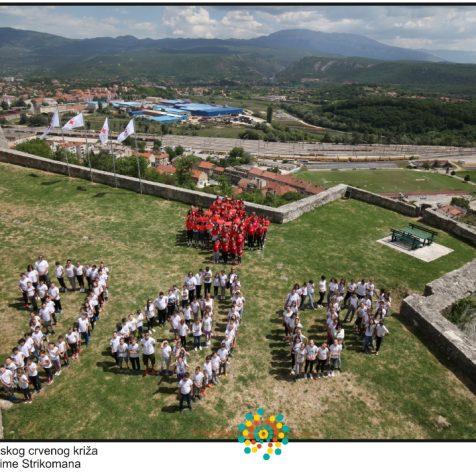 140 godina Hrvatskog Crvenog križa: Na tvrđavi snimljena milenijska fotografijagall-0