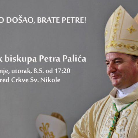 Svetkovina sv. Nikole u Kistanjama: Danas u 17:20h doček biskupa Palića, a sutra u 11 misa koju predvodi novi hvarski biskupgall-0