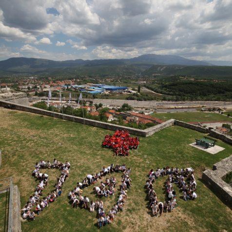 140 godina Hrvatskog Crvenog križa: Na tvrđavi snimljena milenijska fotografijagall-1