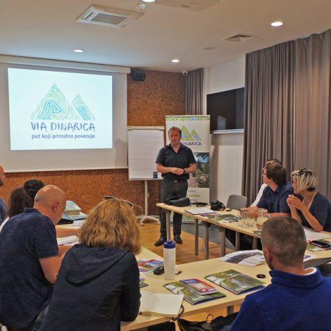 NP Krka: Održan regionalni skup Via Dinaricagall-1