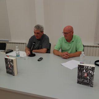 """Predstavljena Gligorina knjiga; """"Bez ovakvih knjiga hrvatska kultura bi bila zakinuta""""gall-0"""
